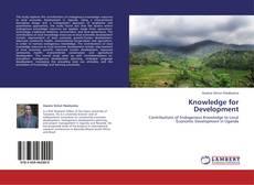 Buchcover von Knowledge for Development