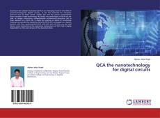 Bookcover of QCA the nanotechnology for digital circuits