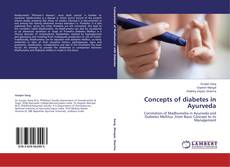 Bookcover of Concepts of diabetes in Ayurveda