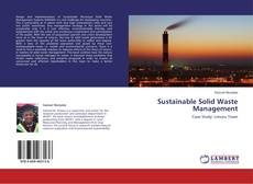 Sustainable Solid Waste Management的封面