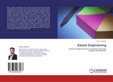 Обложка Kansei Engineering