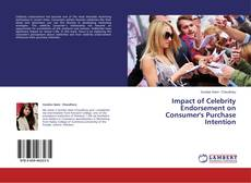 Bookcover of Impact of Celebrity Endorsement on Consumer's Purchase Intention
