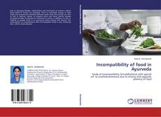 Bookcover of Incompatibility of food in Ayurveda