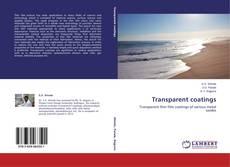Couverture de Transparent coatings
