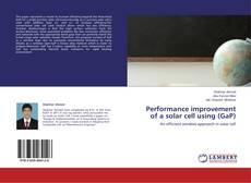 Buchcover von Performance improvement of a solar cell using (GaP)