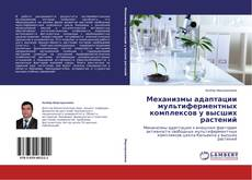 Capa do livro de Механизмы адаптации мультиферментных комплексов у высших растений