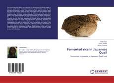 Capa do livro de Femented rice in Japanese Quail