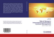 Bookcover of TQA of Morgan's International Construction Contract Management