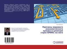Portada del libro de Причины мирового экономического кризиса и реакция стран БРИКС на него