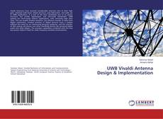 Bookcover of UWB Vivaldi Antenna Design & Implementation
