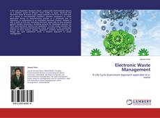 Couverture de Electronic Waste Management
