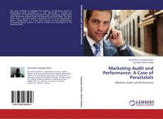 Bookcover of Marketing Audit and Performance: A Case of Parastatals