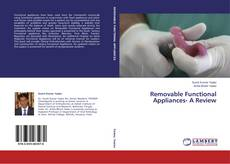 Bookcover of Removable Functional Appliances- A Review