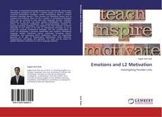 Copertina di Emotions and L2 Motivation