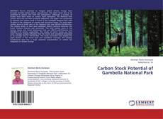 Couverture de Carbon Stock Potential of Gambella National Park