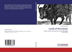Bookcover of Lands of the Lakota