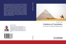 Bookcover of Problems of Translation