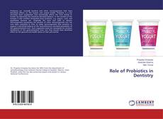 Buchcover von Role of Probiotics in Dentistry