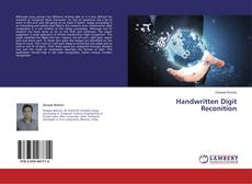 Bookcover of Handwritten Digit Reconition