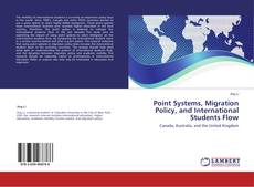Couverture de Point Systems, Migration Policy, and International Students Flow