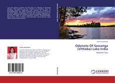 Portada del libro de Odonata Of Sawanga (Vithoba) Lake India