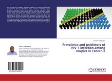 Capa do livro de Prevalence and predictors of HIV-1 infection among couples in Tanzania