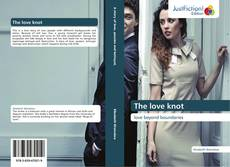 Bookcover of The love knot
