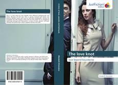 Portada del libro de The love knot