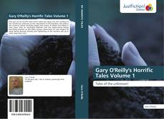 Gary O'Reilly's Horrific Tales Volume 1的封面