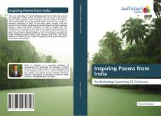Bookcover of Inspiring Poems from India