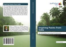 Copertina di Inspiring Poems from India