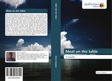 Couverture de Meat on the table