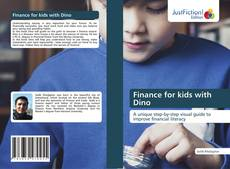 Bookcover of Finance for kids with Dino