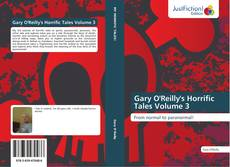 Bookcover of Gary O'Reilly's Horrific Tales Volume 3