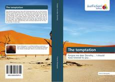 Bookcover of The temptation
