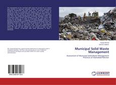 Bookcover of Municipal Solid Waste Management
