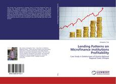 Borítókép a  Lending Patterns on Microfinance institutions Profitability - hoz