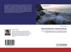Bookcover of Humanitarian Intervention