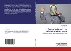 Bookcover of Economists and the Minimum Wage Laws