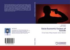 Обложка Socio-Economic Factors of Suicide
