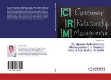 Borítókép a  Customer Relationship Management in General Insurance Sector in India - hoz