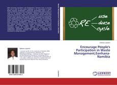 Encourage People's Participation in Waste Management,Eenhana-Namibia kitap kapağı