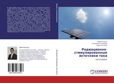 Buchcover von Радиационно-стимулированные источники тока