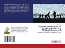 Bookcover of Organizational Culture:  An Empirical Study using OCTAPACE Framework