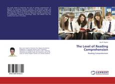 Copertina di The Level of Reading Comprehension