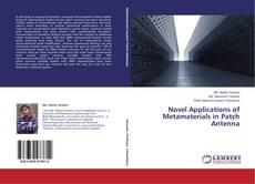 Portada del libro de Novel Applications of Metamaterials in Patch Antenna