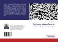 Copertina di Red Panda (Ailurus fulgens)