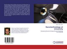 Portada del libro de Nanotechnology at University