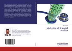 Portada del libro de Marketing of financial services