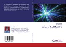 Couverture de Lasers in Oral Medicine